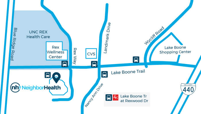 NeighborHealth Map