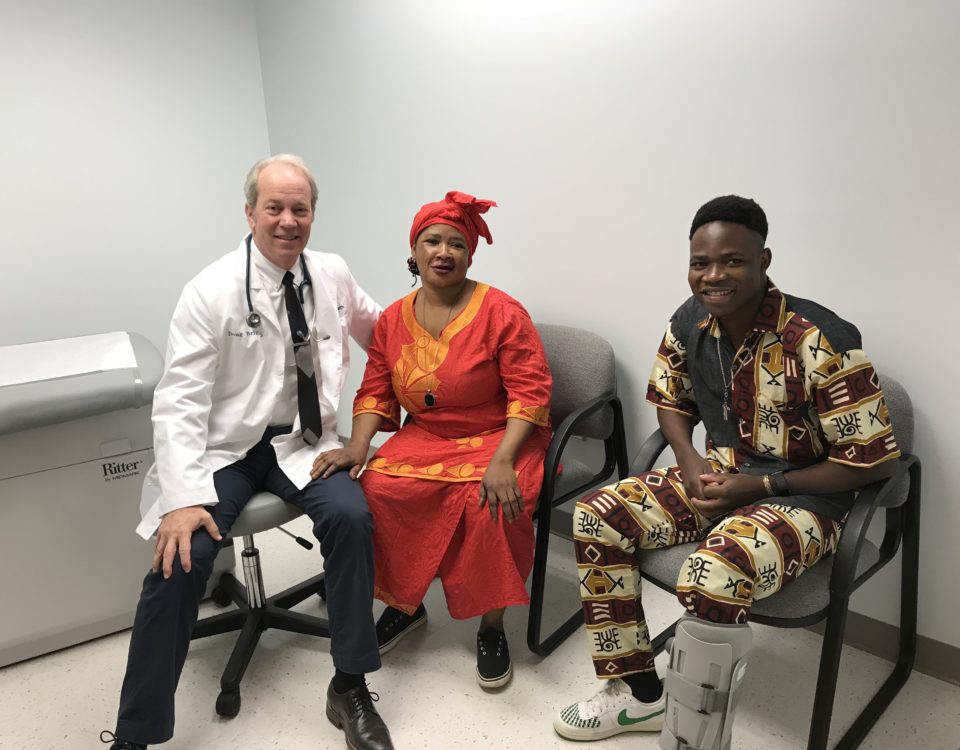 NeighborHealth clinic cares for patients from 30 countries