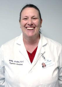 Molly Jordan Physicians Assistant